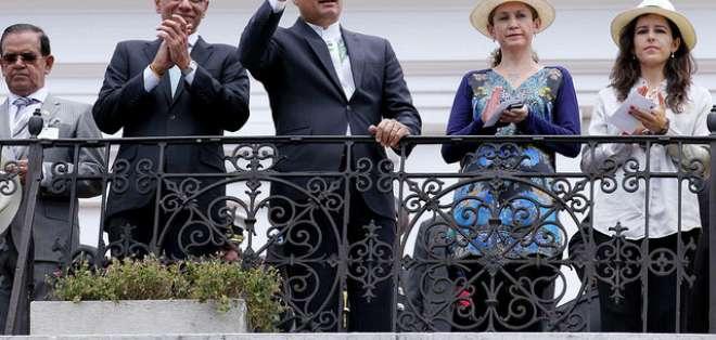 La noticia fue expresada vía Twitter. Fotos: Flickr Presidencia Ecuador