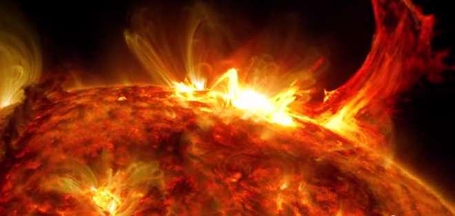 CIENCIA.- Se trata de 200 millones de imágenes del Sol, que permite desarrollar investigaciones científicas. Fotos capturadas del video