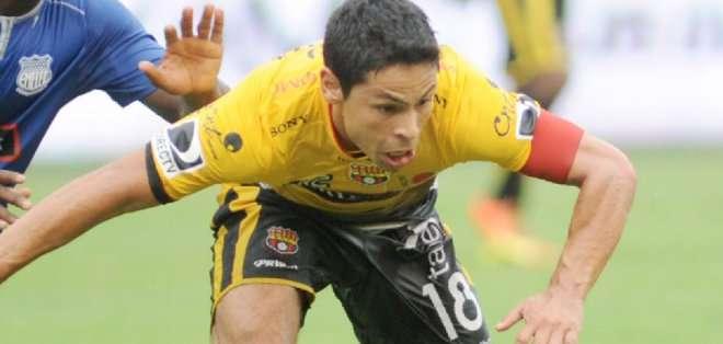 Oyola se pierde el debut en Libertadores.