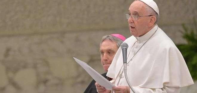 El papa Francisco visitará Ucrania que es un país de mayoría ortodoxa donde la Iglesia Greco-Católica de rito oriental cuenta con más de 6 millones de fieles. Fotos: Archivo
