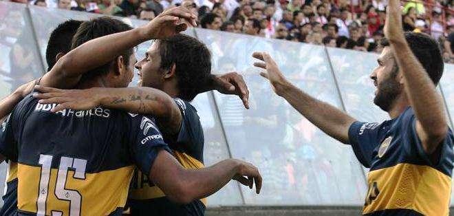 Boca Juniors, uno de los líderes del fútbol argentino (Foto: EFE)