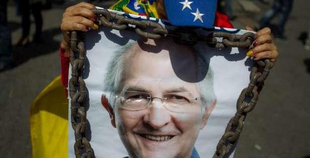 VENEZUELA.- La defensa de Antonio Ledezma prepara una apelación en favor del opositor, acusado de conspiración.