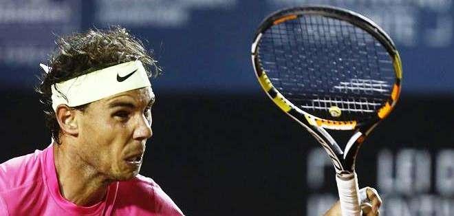 Rafael Nadal, pierde un puesto en el ranking de la ATP (Foto: EFE)