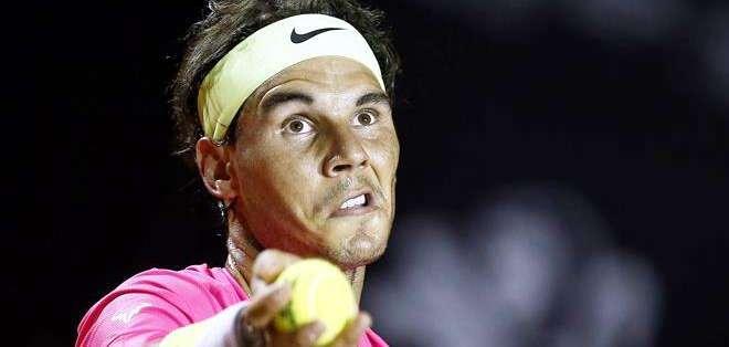 El español ahora estará en el ATP de Buenos Aires, en Argentina (Foto: EFE)