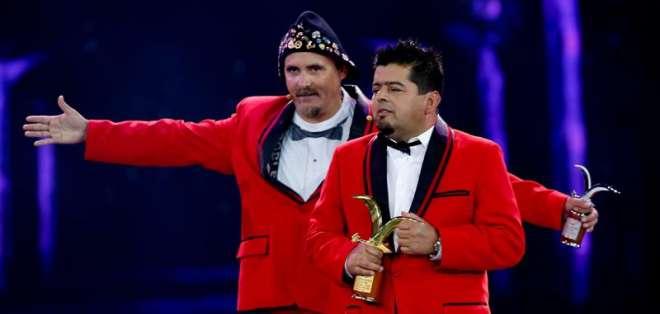 VIÑA DEL MAR, Chile. Luis Fonsi considerado uno de los máximos exponentes de la música latina. Fotos: EFE