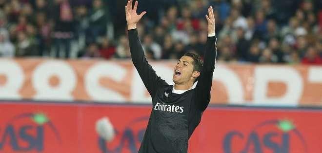 Cristiano Ronaldo podría ver una rebaja en su contrato con Nike.