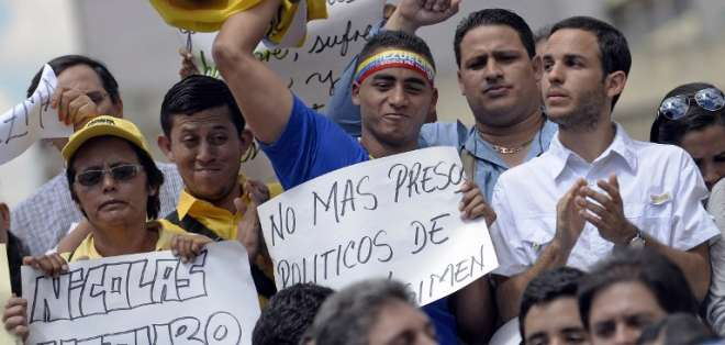 Ledezma está acusado de conspiración con base en la declaración de un militar preso.