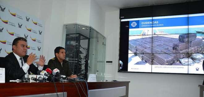 9 personas fueron detenidas en el operativo Marea Blanca, realizado por el Ministerio del Interior.