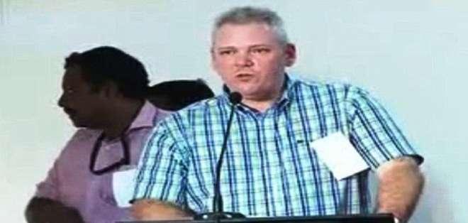 Richard Barklie, uno de los tres hinchas del Chelsea implicado (Foto: Internet)