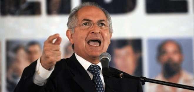 """VENEZUELA. La UE subrayó que """"corresponde a las autoridade"""