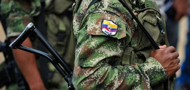 COLOMBIA. Las imágenes fueron obtenidas por tropas de la Fuerza de Tarea Zeus, en el Valle del Cauca. Foto: Archivo