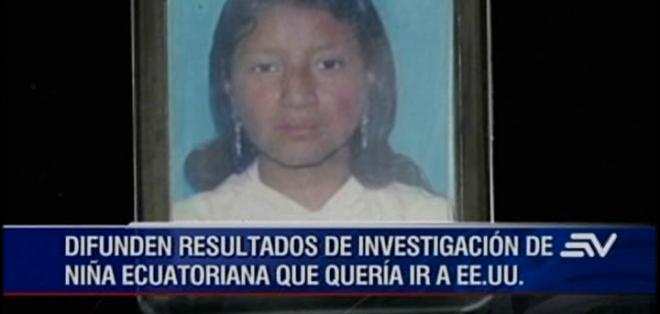 Entre los detenidos e imputados está el traficante con el que se encontraba la niña y la persona que la habría violado.