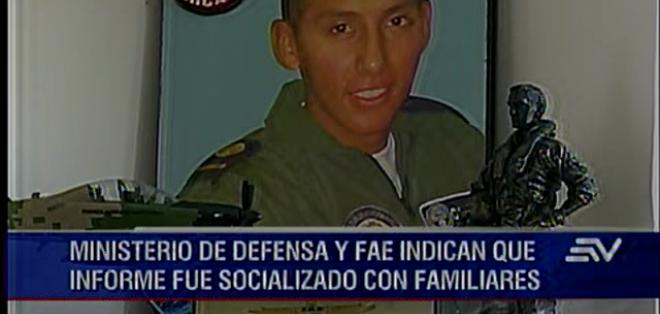 QUITO.- Los familiares indican que acudirán a otras instancias para conseguir la información del caso.