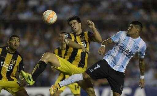 En Copa Libertadores de América lleva 6 goles. Foto: AFP.