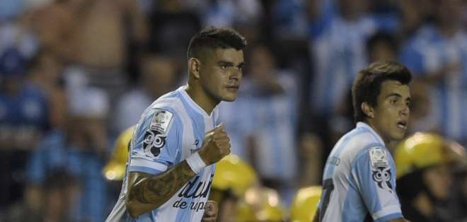 Bou se ha convertido en un goleador. Foto: AFP.