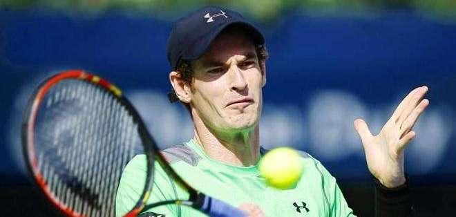 Andy Murray clasificó a los cuartos de final del ATP de Dubai (Foto: EFE)