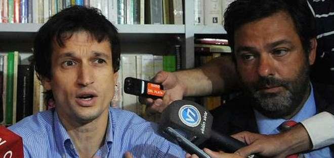 ARGENTINA. El informático enseñó a Nisman a manejar el arma, motivo por el que sus huellas deberían aparecer. Fotos: Archivo
