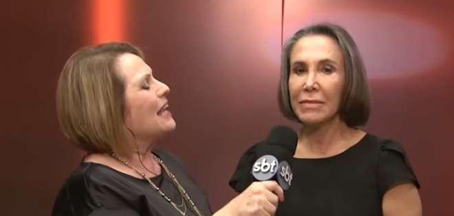 BRASIL.- La viuda de Roberto Gómez Bolaños habló, entre otras cosas, de la supuesta infidelidad con Quico. Foto captura del video