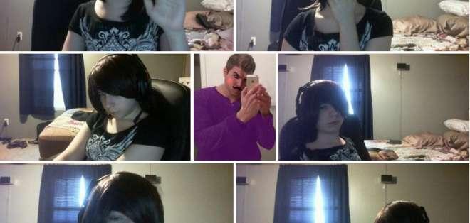 CHINA.- El sitio en línea mostró durante unas horas fotografías de adolescentes acompañadas de canciones. Fotos capturadas del sitio web