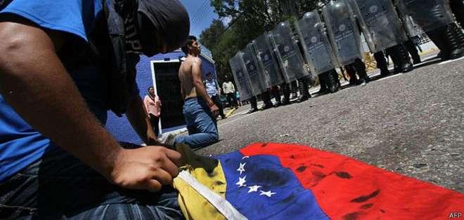 San Cristóbal ha sido uno de los focos de violencia política durante el último año.