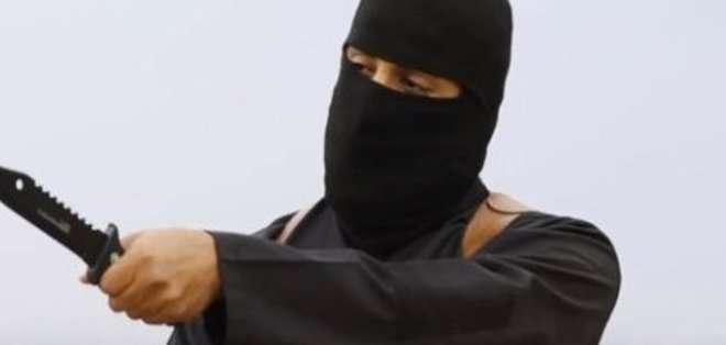 Emwazi es de nacionalidad británica y era conocido por los servicios de seguridad del Reino Unido, según la BBC. Fotos: Archivo