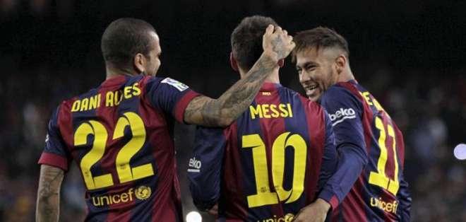 Messi y compañía seguirán contando con Busquets.