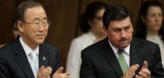 Ban Ki-moon expresa su preocupación por informes de violencia en Venezuela