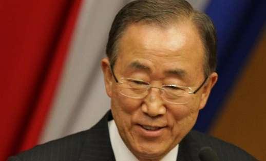ONU.- El secretario general de la ONU apoyó los esfuerzos para promover el diálogo político en ese país. Fotos: EFE