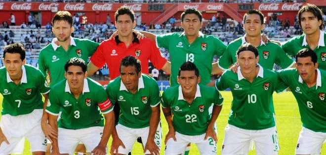 La selección boliviana de fútbol, rival de Ecuador en la Copa América (Foto: Internet)