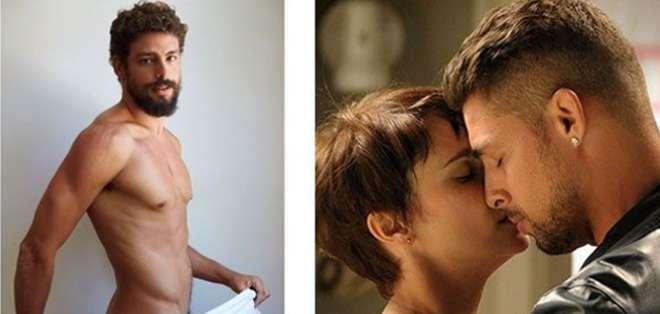 El actor brasileño se consagró como uno de los más sexys después del éxito de Avenida Brasil.