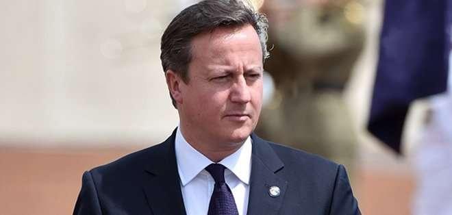 """Cameron: haremos lo necesario contra criminales como """"John el yihadista"""""""