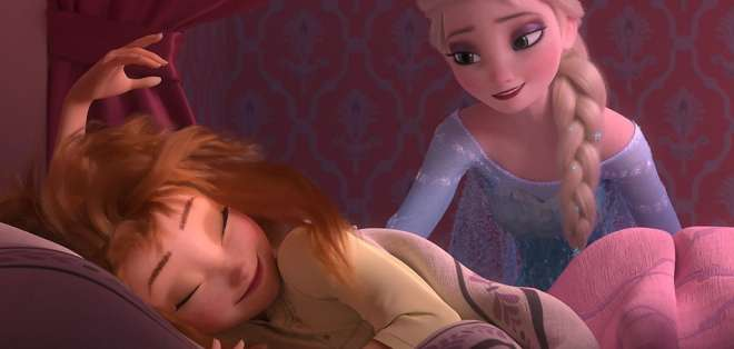 CINE.- A principios de febrero, Disney reveló algunas imágenes del corto, para calmar la espera de fans.