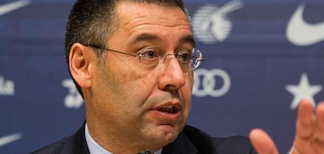 ESPAÑA.- La Fiscalía pidió al juez que investiga el caso acusar formalmente a Josep Maria Bartomeu de fraude fiscal.