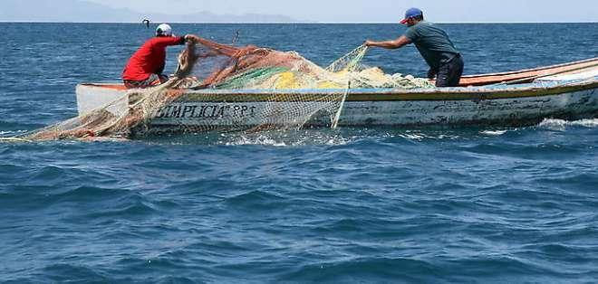 Más 5 mil pescadores artesanales
