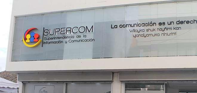 ECUADOR.- El 13 de febrero, el caricaturista Xavier Bonilla fue sancionado por segunda vez, por la Supercom. Foto: Supercom
