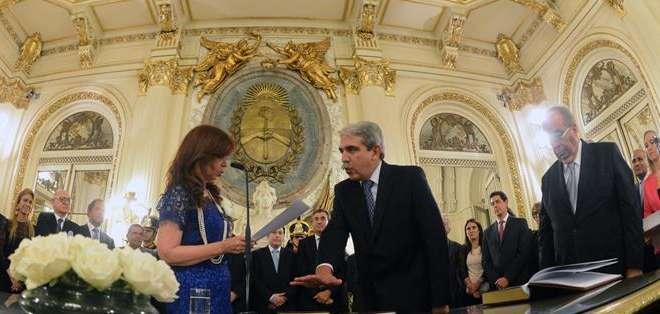 ARGENTINA. En su dictamen, el magistrado consideró que no existen evidencias para iniciar una causa penal. Fotos: EFE