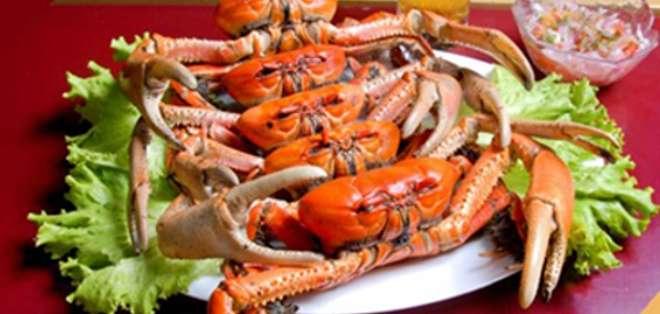 Hasta este sábado 28 de febrero podrá disfrutar del cangrejo rojo.