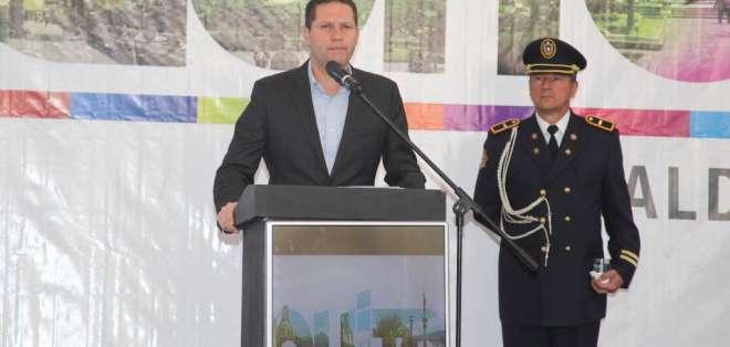 QUITO, Ecuador. Rodas no adelantó la cantidad de dinero a reducir, ni a cuántos funcionarios municipales se afectará.