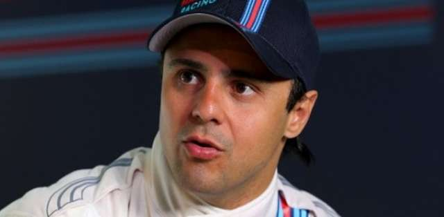 ESPAÑA.- Massa marcó una mejor vuelta con un tiempo de 1 min 23 seg. Fotos: EFE