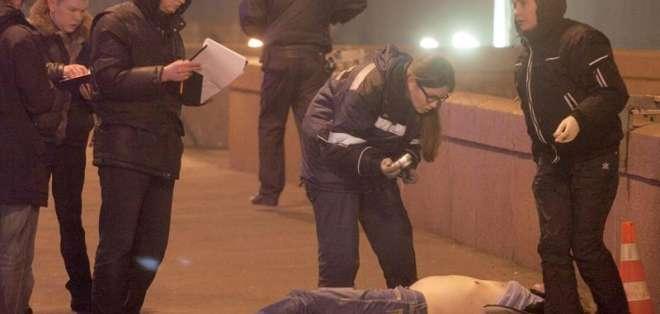 Las investigaciones apuntan a que podría tratarse de un asesinato cuidadosamente planificado. Foto: EFE.