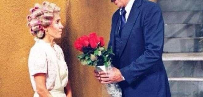 La viuda de Chespirito aseguró que Rubén Aguirre y Horacio Gómez anduvieron detrás de ella.
