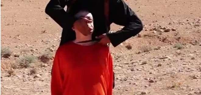 """El yihadista """"John"""" recibió terapia en la escuela para controlar agresividad"""