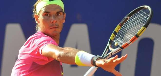 Rafael Nadal afirmó hoy en Buenos Aires que su meta es dar pasos importantes en su regreso a las canchas. Fotos: EFE.