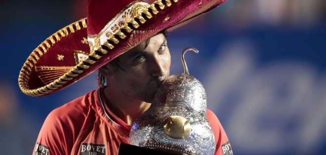 Ferrer, segundo cabeza de serie, se impuso a Nishikori en 1 hora y 49 minutos. Fotos: EFE.