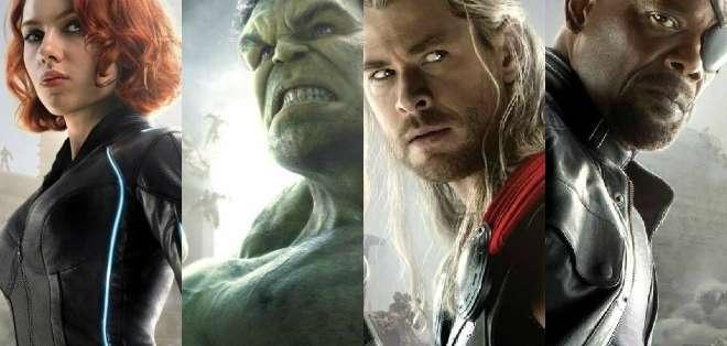 """""""La Era de Ultrón"""" sigue con la historia que vimos en Capitán América: El Soldado de Invierno."""