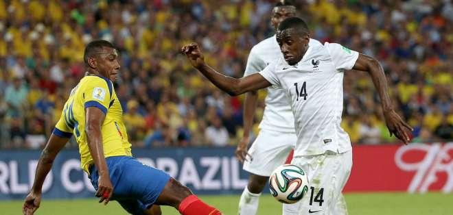 Minda jugó con la selección en el Mundial Brasil 2014. Foto: EFE.