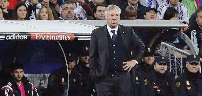 Ancelotti es uno de los mejores entrenadores del mundo (Foto: EFE)