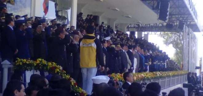Los nuevos subtenientes de la Policía Nacional se repartirán por todo el país para comandar fuerzas antidelincuenciales.