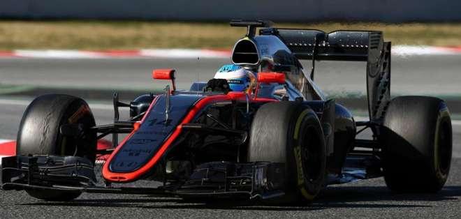 Fernando Alonso no correrá la primera carrera del año de la Fórmula Uno (Foto: EFE)
