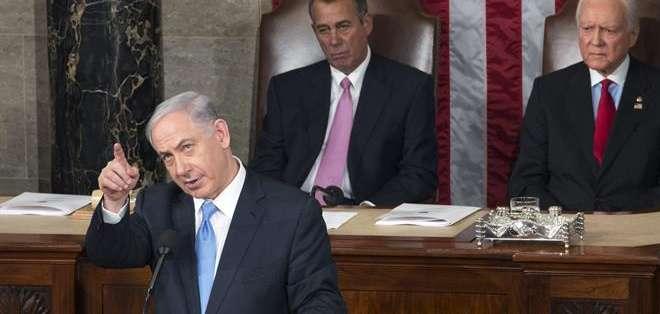 ESTADOS UNIDOS. La Administración Obama no quiso reunirse con Netanyahu durante este viaje a la capital estadounidense. Fotos: EFE